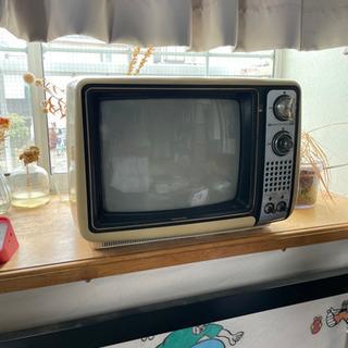 ブラウン管テレビ 無料