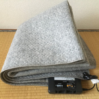 【無料】ホットカーペット 電気カーペット 山善 KU-S203