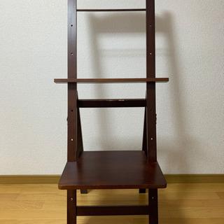 【美品】木製イーゼル
