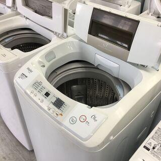 ハイアール7.0K洗濯機 2018年製 分解クリーニング済…