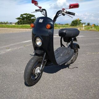 【取引完了しました】可愛いスクーター スズキ チョイノリ(50c...