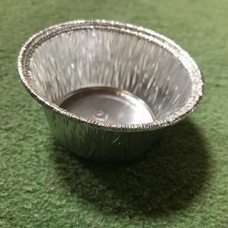 使い捨てアルミカップ100個
