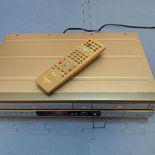 【引き取り予定者決まりました】SHARP製 DVD/VHSデッキ...