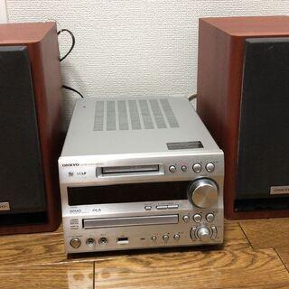 オンキョー(ONKYO) FR-N7EX CD/MD チュ…