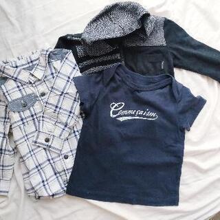 【ネット決済】男の子 洋服 80センチ セット 春夏 夏服