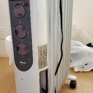 【無料】Asahi オイルヒーター ES-321