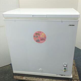 B125 激安 アビテラックス 上開き冷凍庫 2020年製 スト...