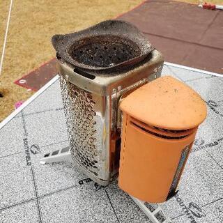 バイオライト  小型焚き火台