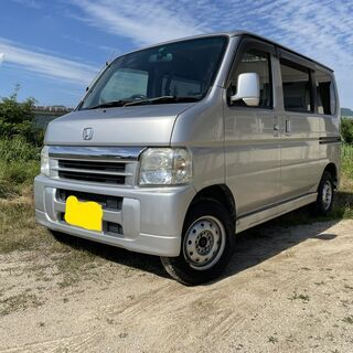 🛑名変無料 車検2年渡し可 こみこみ価格🛑バモス 4WD Lター...