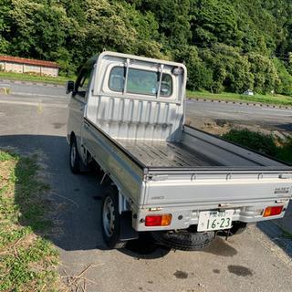 ダイハツハイゼット オートマチック 4WD 13インチメーカーオ...
