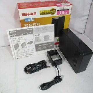 JKN2561/外付けハードディスク/HDD/容量3TB/ブラッ...