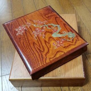 しっかりした木箱×2