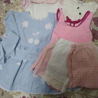 女の子の洋服(95、100)