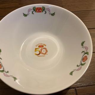餃子の王将50周年ラーメン鉢