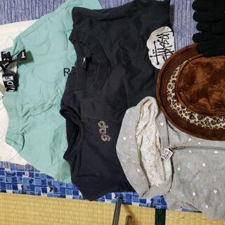 女の子👧 シャツ&パンツ