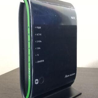 NEC Aterm 無線LAN親機 WiFiルーター 11ac/...