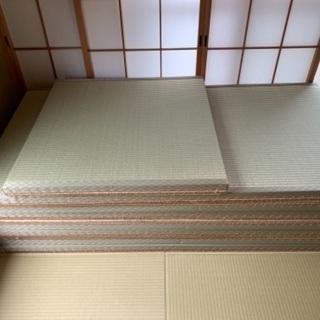 新品の畳 7畳半 格安でお譲りします。