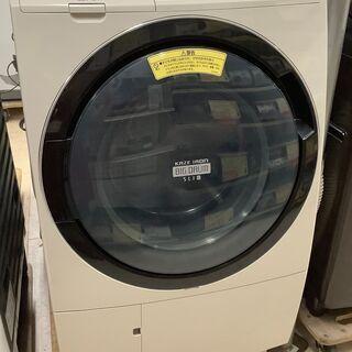 HITACHI/日立 ドラム式洗濯乾燥機 洗濯10kg/乾…