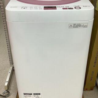 SHARP/シャープ 6kg 洗濯機 ES-GE6A-P …