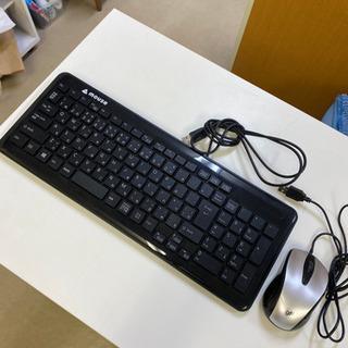 【ネット決済】【激安中古品】mouseキーボード マウス付