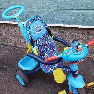 トーマスの三輪車