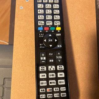 決まりました。ハイセンス テレビ32型 美品 - 家具