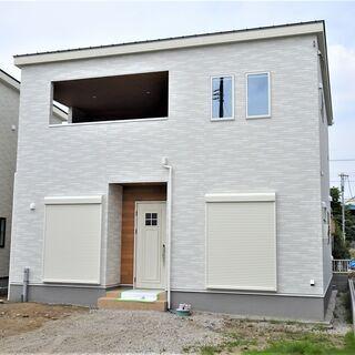 注文住宅会社施工の新築住宅です!