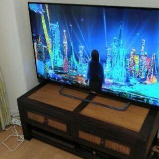 アジアン調 テレビ TV ボード 台 座卓
