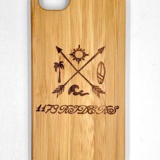 【ネット決済・配送可】iPhone XR 木製 ケース Arro...