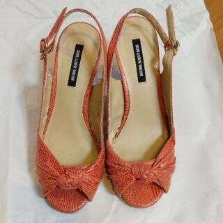 ナチュラルビューティーベーシック レディース パンプス 靴 23cm