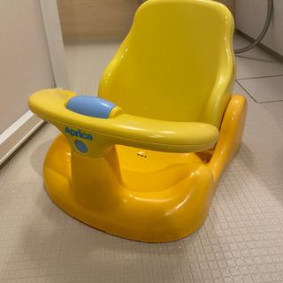 アップリカ バスチェア Aprica お風呂 椅子 ベビー