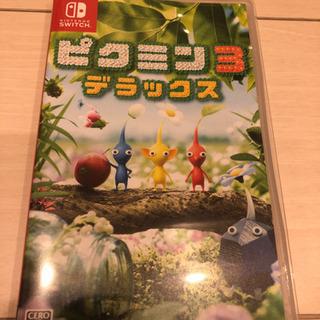 【ネット決済・配送可】【未使用】ピクミン3  Nintendo ...