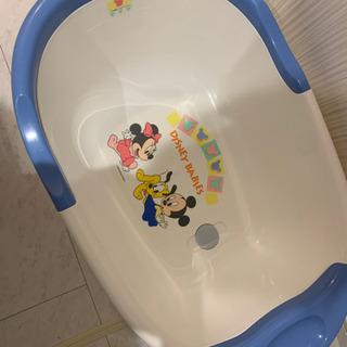 ディズニーDisneyお風呂 新生児沐浴