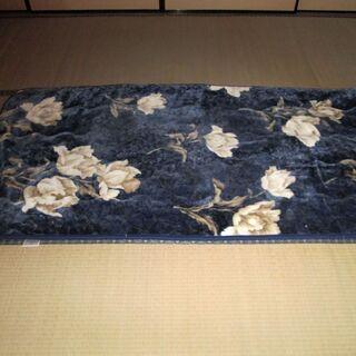 敷毛布(一人用)京都西川製