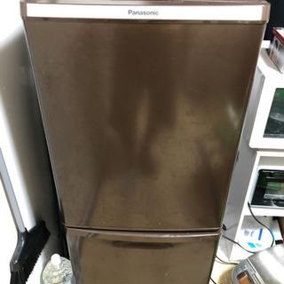 Panasonic冷蔵庫138ℓ
