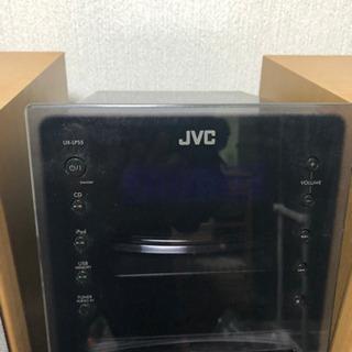 JVCミニコンポ ジャンク