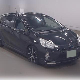 トヨタ AQUA アクア S 車検あり