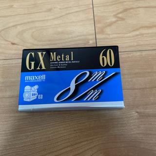 8mmビデオのテープ