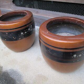 火鉢(小)2個