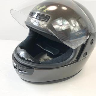 オートバイ《バイク》ヘルメット【未使用品】フリーサイズ