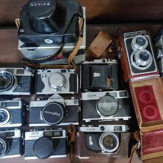 ■無料■ ¥0 差し上げます! アンティーク/レトロカメラ/カメ...