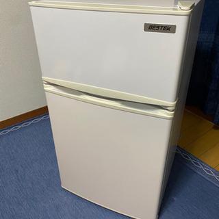 冷蔵・冷凍2段式冷蔵庫 状態良好