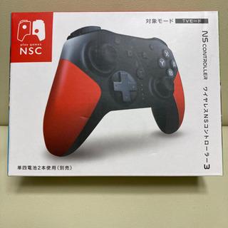 Nintendo Switch  ワイヤレスコントローラー3
