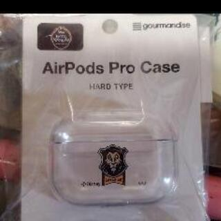 Air Pods Pro クリアケース