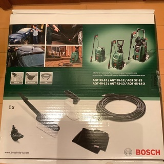 BOSCH AQT33-11J ブラシ ノズル 付属品