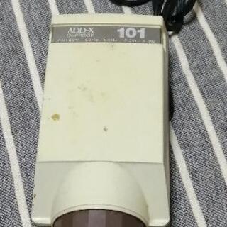 【ネット決済】水槽用エアポンプ アデックス101