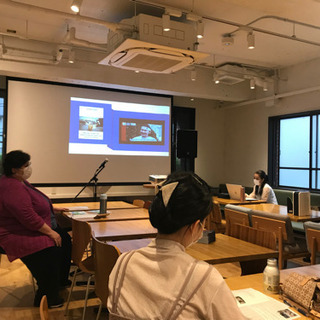 カフェ交流会vol168 渋谷のカフェで開催