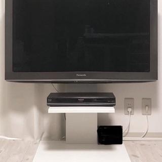 プラズマテレビ、Blu-rayプレーヤー、テレビスタンドセット
