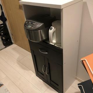 キッチン棚 キッチンラック レンジ台 炊飯器