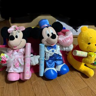ディズニーの人形